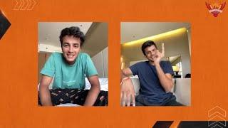 Teammates ft. Abhishek Sharma & Priyam Garg | Sunrisers Hyderabad IPL 2021 UAE