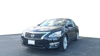 2014 Nissan Altima Review | 2014 Altima Test Drive | Chicago News