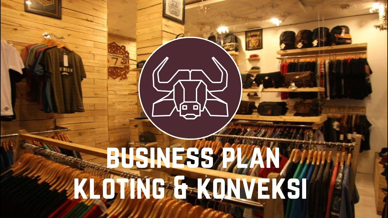 K Bau business plan k bau kloting konveksi