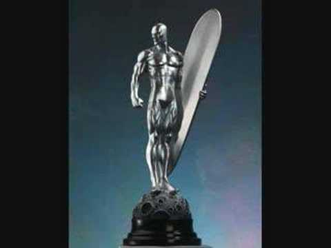 Fantastic Four Rise Of The Silver Surfer. The Surfer's Theme