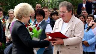 "1 сентября 2014 год школа-интернат №23 ОАО ""РЖД"""