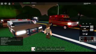 Mano County Police Patrol: Roblox: DUI Checkpoint