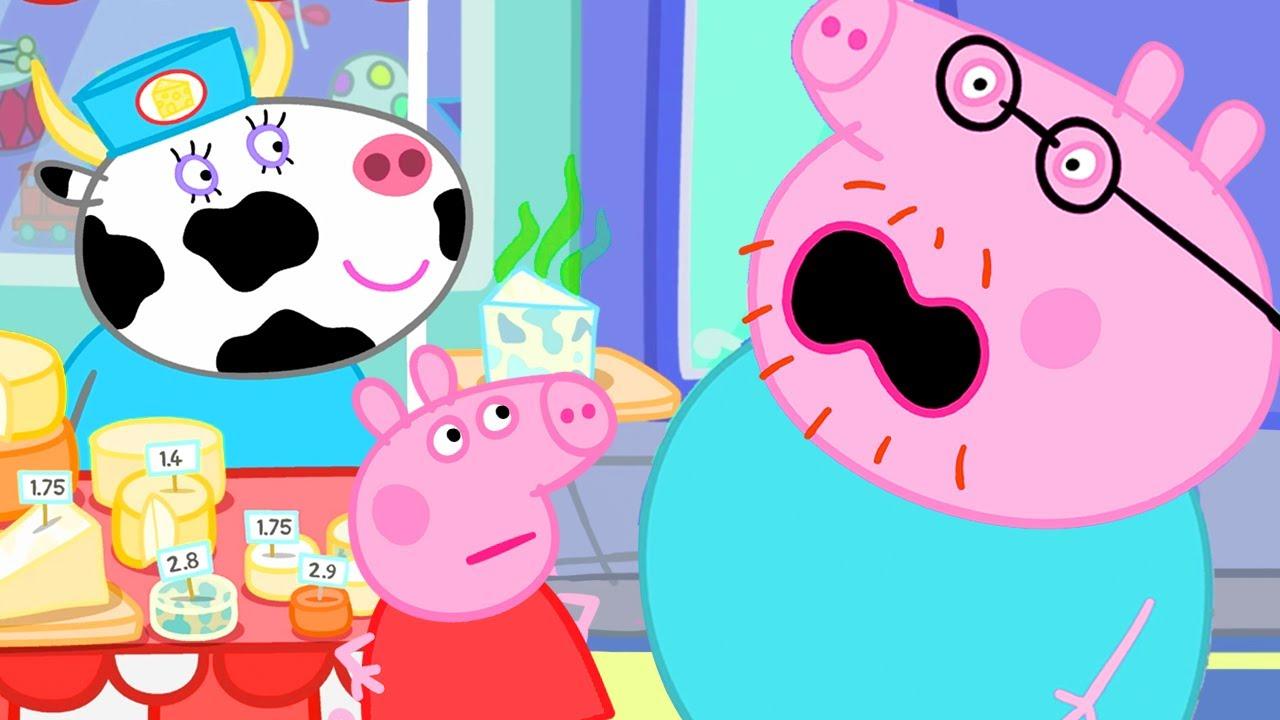 Peppa Wutz' Marktschnäppchen! | Cartoons für Kinder | Peppa Wutz Neue Folgen