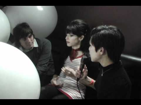 Glass Candy Interview