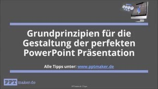 Grundprinzipien-PowerPoint Tipps