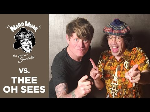 Nardwuar Vs. Thee Oh Sees