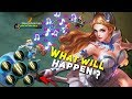 TRYING TROLL BUILD ON ODETTE, 6 Feather of Heaven, It's Unbelieveable Attack Speed !