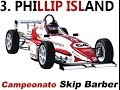 1er camp. BSR iracing. 3.Phillip Island