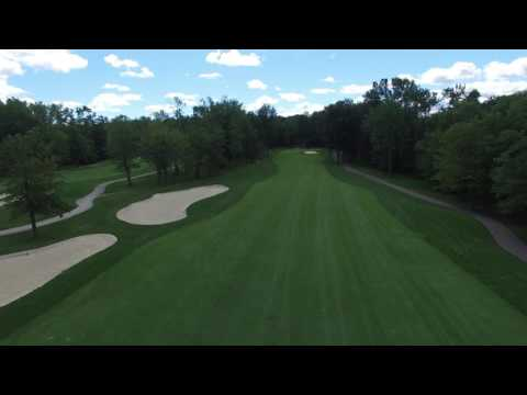 Silver Lakes Golf & Conference Centre Hole #1 HD