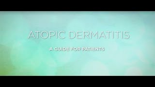 Atopic dermatitis: A guide for patients