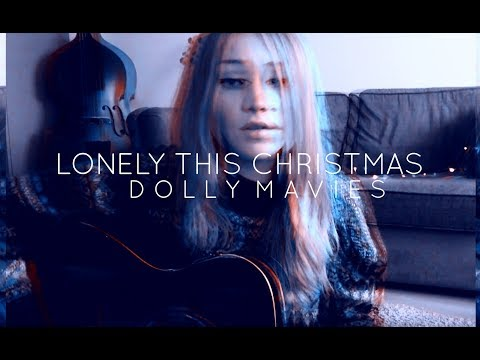 Lonely This Christmas - Mud (COVER) by Dolly Mavies