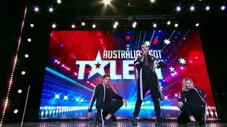 NOA - REGAL DISASTER LIVE AUSTRALIA'S GOT TALENT AUDITION 2016