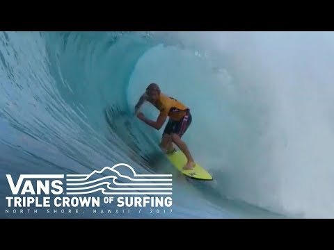 Billabong Pipe Masters 2017: Day 2 Highlights | Vans Triple Crown of Surfing | VANS