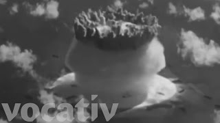 Check Out Declassified Nuclear Test Footage
