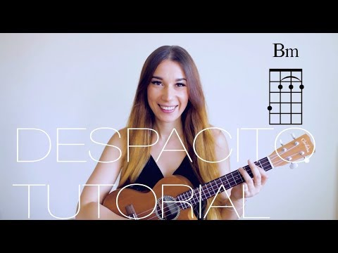 Despacito | Luis Fonsi | Ukulele Tutorial