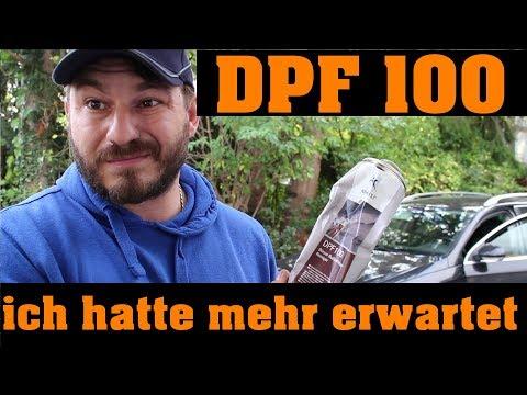 Normfest DPF 100 - DIE MESSUNG AN EINEM VW