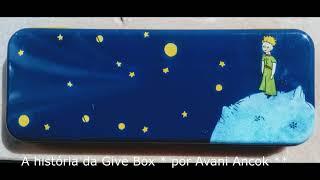 A história da Give Box Tavira* Avani Ancok
