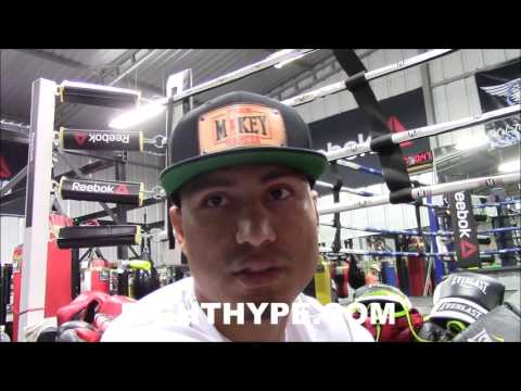 MIKEY GARCIA TALKS BIG FIGHTS WITH ADRIEN BRONER, TERENCE CRAWFORD, DANNY GARCIA AND MORE
