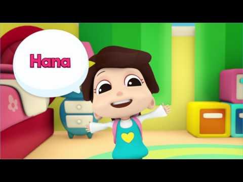 Omar & Hana [PROMO#1] : Lagu Kanak-Kanak Islam Di Astro Ceria!
