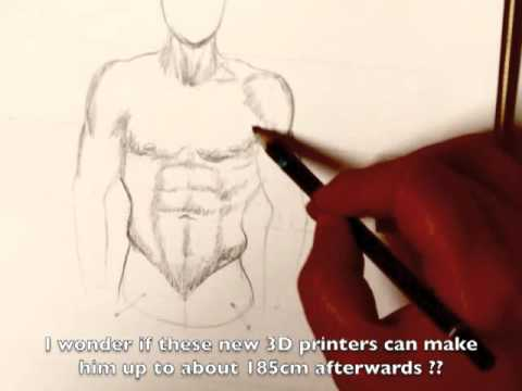 Drawing Abs