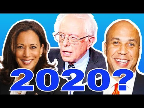 Who Will Challenge Trump In 2020?
