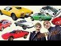 Auto e moto d?epoca ft  Lancia Fulvia Zagato, Alfa Romeo Giulia, Lancia Stratos Bertone, Cagiva Mito