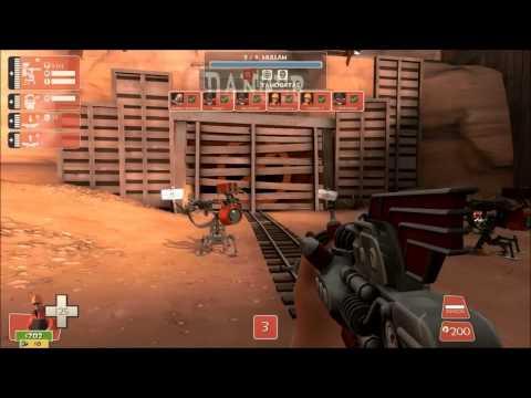 ViccElek és a Team Fortress 2: Gameplay 39. rész: Emberek vs. Robotok