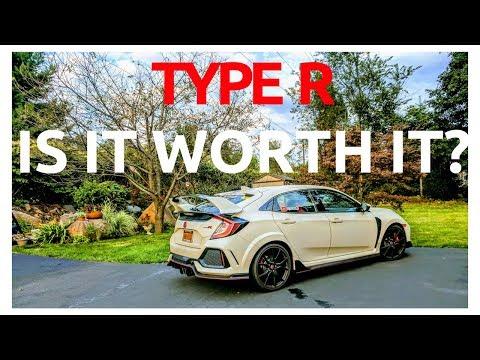 Honda Civic Type R - Ownership Experience (3K mile update)