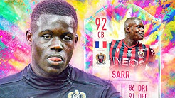RIP 5⭐ SKILLS! 🙃 92 SUMMER HEAT SARR PLAYER REVIEW! - FIFA 20 Ultimate Team