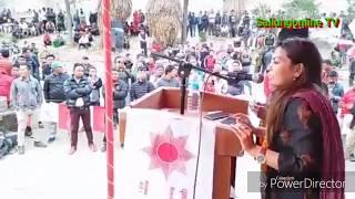 काभ्रे पुगि नबिना लामा कांग्रेसमाथि खनिए, वामको जित सुनिश्चित, घोषणा गर्न बाँकी ||Nabina Lama, Kavre