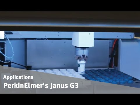 Product Highlights - PerkinElmer's Janus G3 Automated Workstation