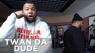 Twan Da Dude Freestyle On The HOT BOX