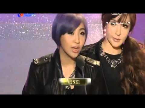 [HD] 130213 2NE1 Won July Digital Singer 2013 2nd Gaon Chart Kpop Chart Awards
