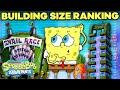 How Tall is Bikini Bottom? 🏬😱 Every Building Ranked by Size!  SpongeBob