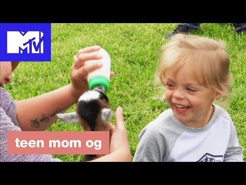 'Nova's Playdate' Deleted Scene | Teen Mom OG (Season 7) | MTV