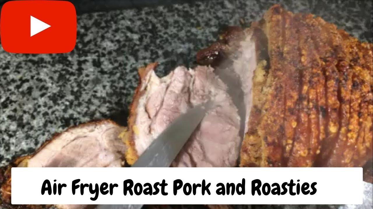 How to cook pork tenderloin in air fryer oven