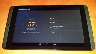 NVIDIA SHIELD Tablet K1 - AnTuTu Benchmark