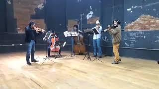 Quinteto Camorra - Contrabajisimo -