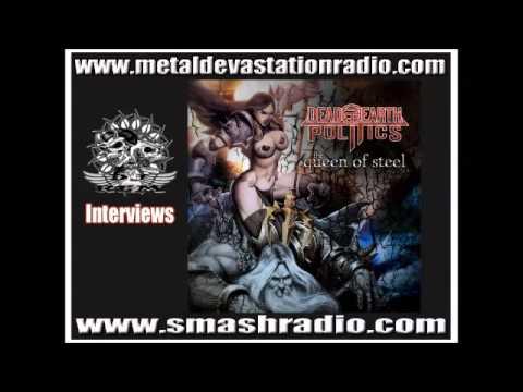 DJ REM Interviews - Dead Earth Politics