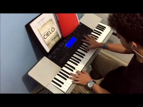 Leave Me Astounded (Studio Version) - Planetshakers Piano Cover