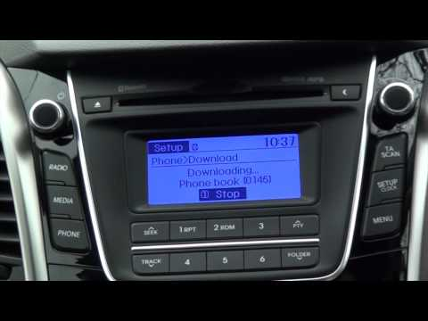 How to pair you mobile via bluetooth to your Hyundai | Wessex Garages