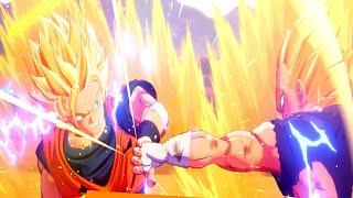Dragon Ball Z: Kakarot - Majin Vegeta vs Goku Full Fight (DBZ Kakarot 2020) PS4 Pro