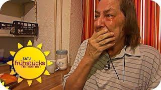 100€ ZUM LEBEN - WIR HELFEN GUDRUN   SAT.1 Frühstücksfernsehen   TV