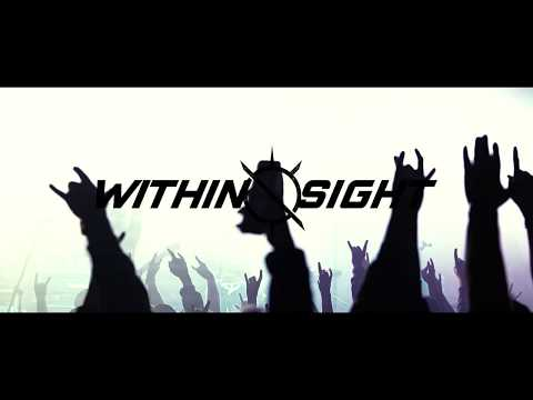 Within Sight - Stronger (Official Music Video) *New Tour Dates Below*