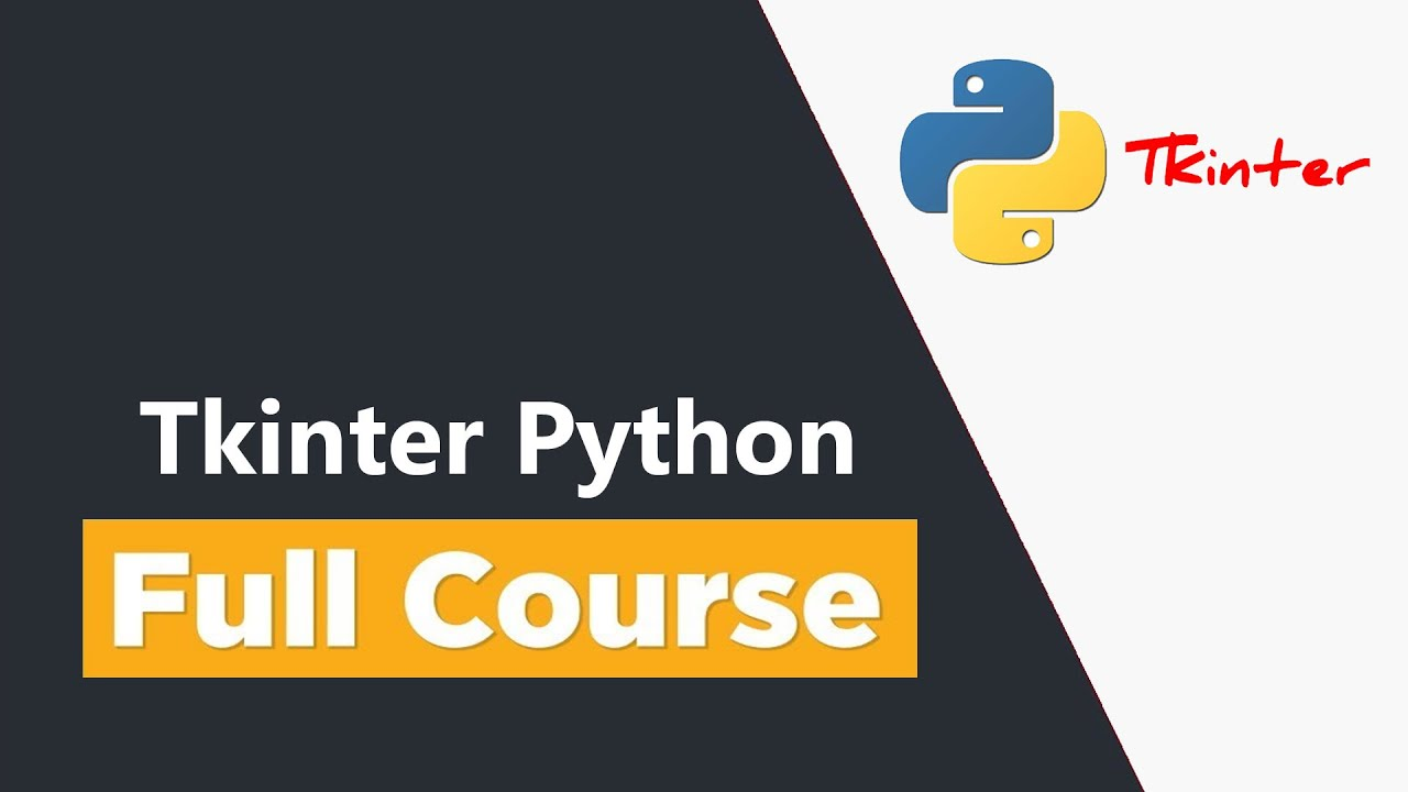 Learn Python and Develop Python Apps using Tkinter