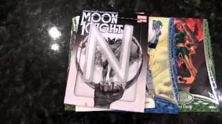 Box Busters 2014 Marvel Premier trading cards