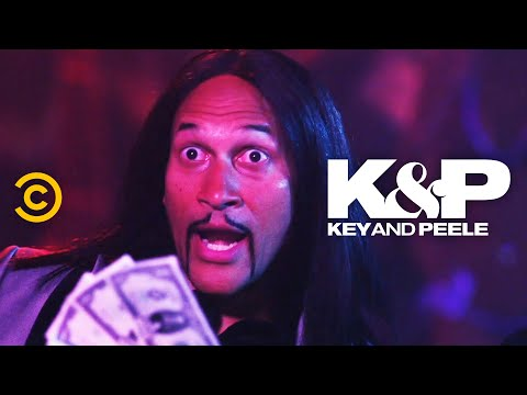 Outmatched at the Strip Club - Key & Peele