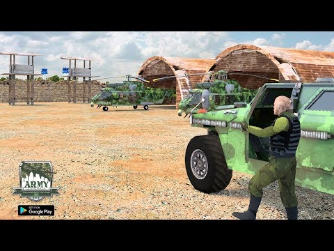Army Criminals Transport For Pc - Download For Windows 7,10 and Mac