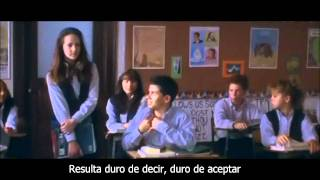 Donnie Darko - Mad World. (subtitulada :D)