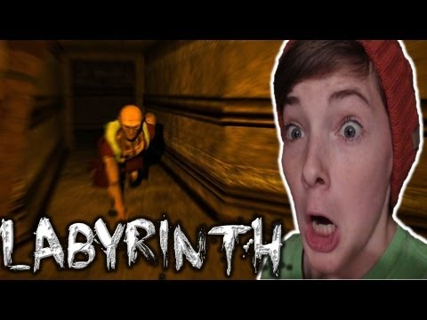 Labyrinth (Complete) This Game... Is TERRIFYING!!! w/Reactions + (FREE) Download